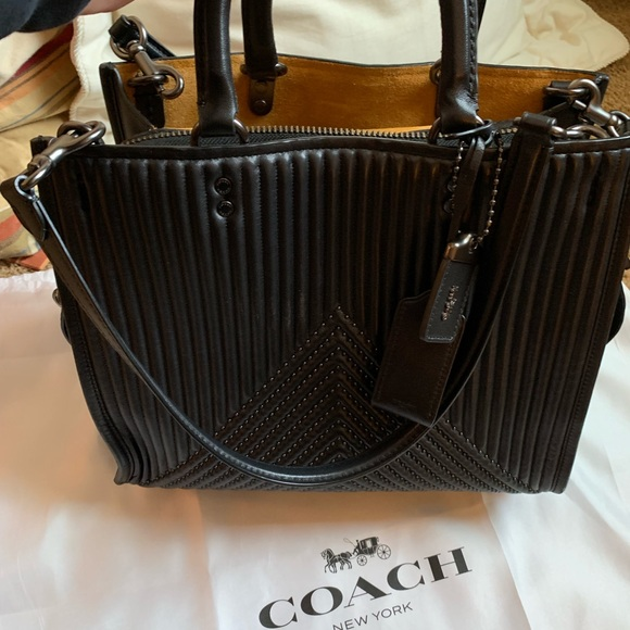 Coach Handbags - Coach 1941 Riveted Rogue